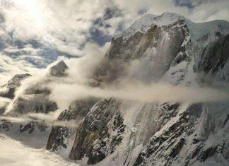 Medio Ambiente Glaciar Ruth