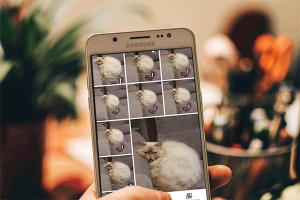 imágenes en el celular
