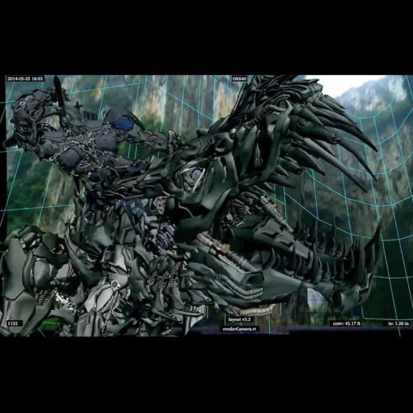 Industrial Light And Magic Render Farm: ¡Autobots, Roll Out! 10 Curiosidades Que No Sabías De La