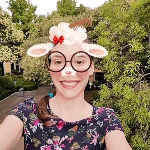 selfies cámara