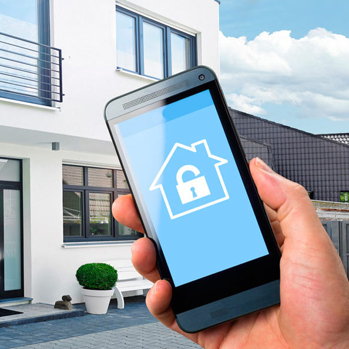 El internet de las cosas y la seguridad en el hogar - Seguridad de casas ...