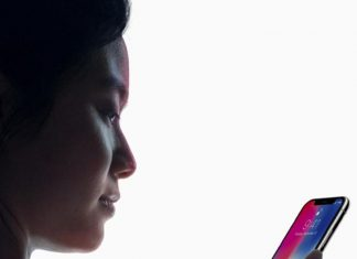 FACE-ID iPhone X