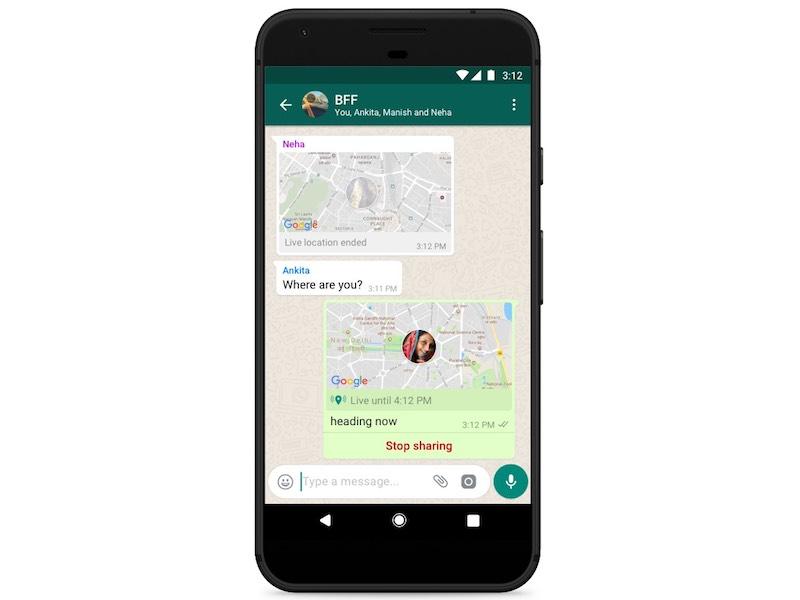 Location Emoji Icono Ubicacion: Las Mejores Actualizaciones De WhatsApp En 2017