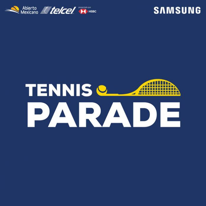 Tennis Parade