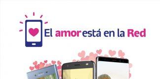#ElAmorEstáEnLaRed