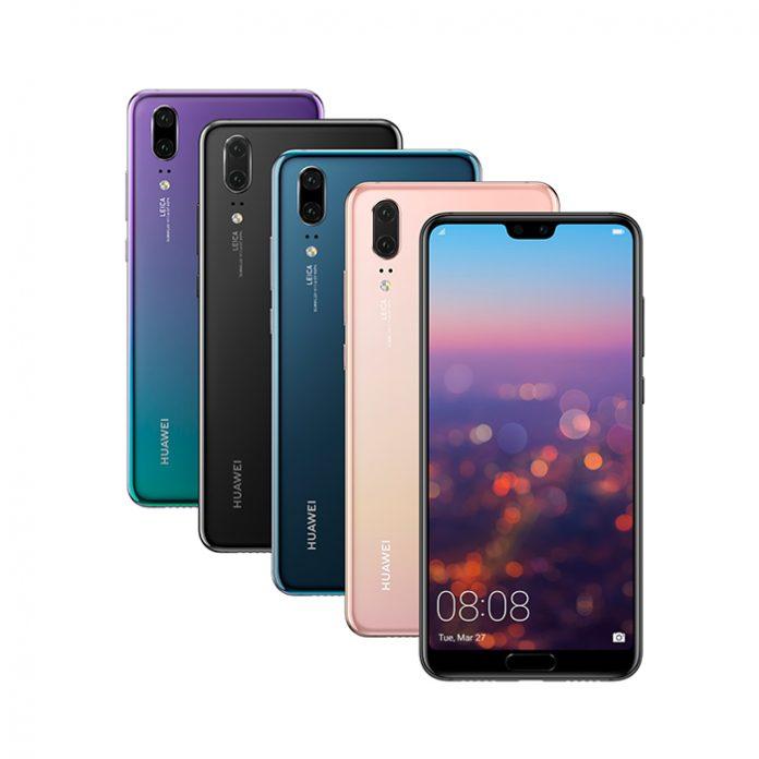 Conoce Los Nuevos Smartphones Huawei P20  P20 Pro Y P20
