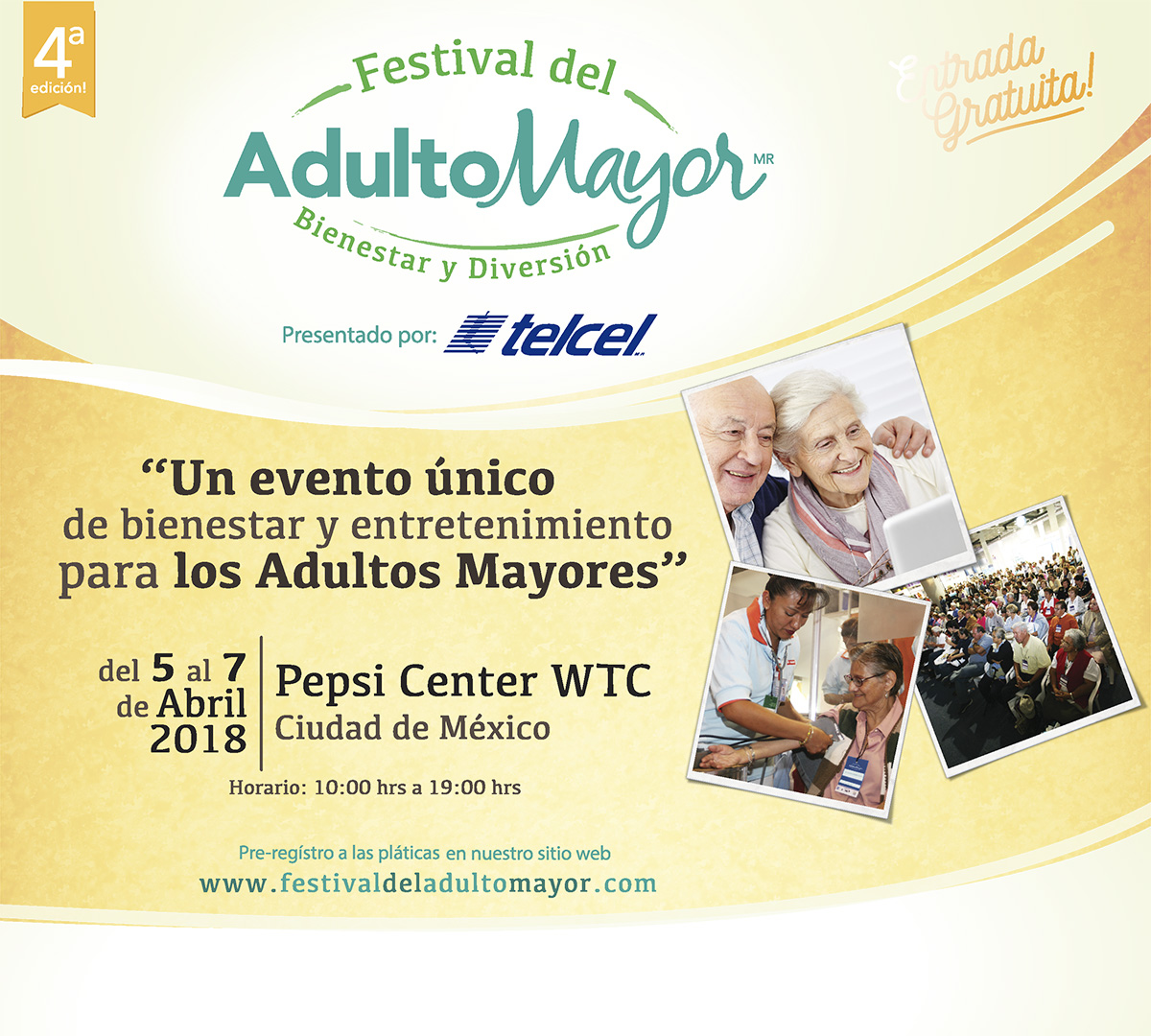 Festival del adulto mayor