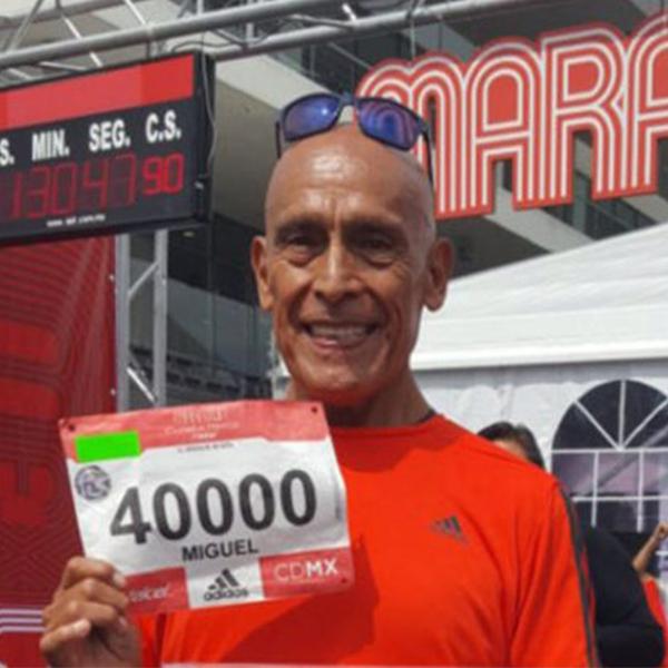 Maratón telcel cdmx