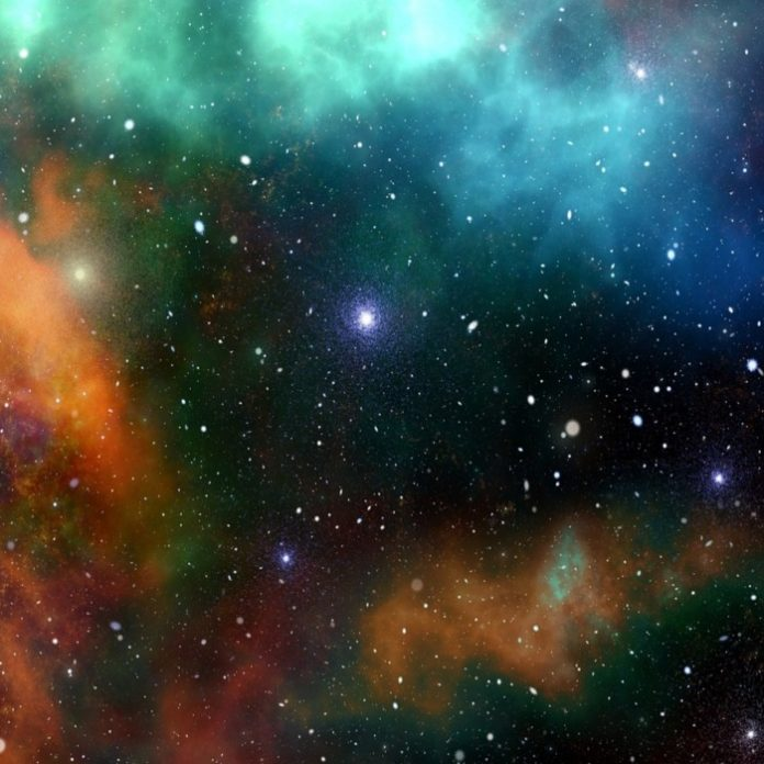 Esta galaxia está creando miles de estrellas, ¡y no hay quien la pare!