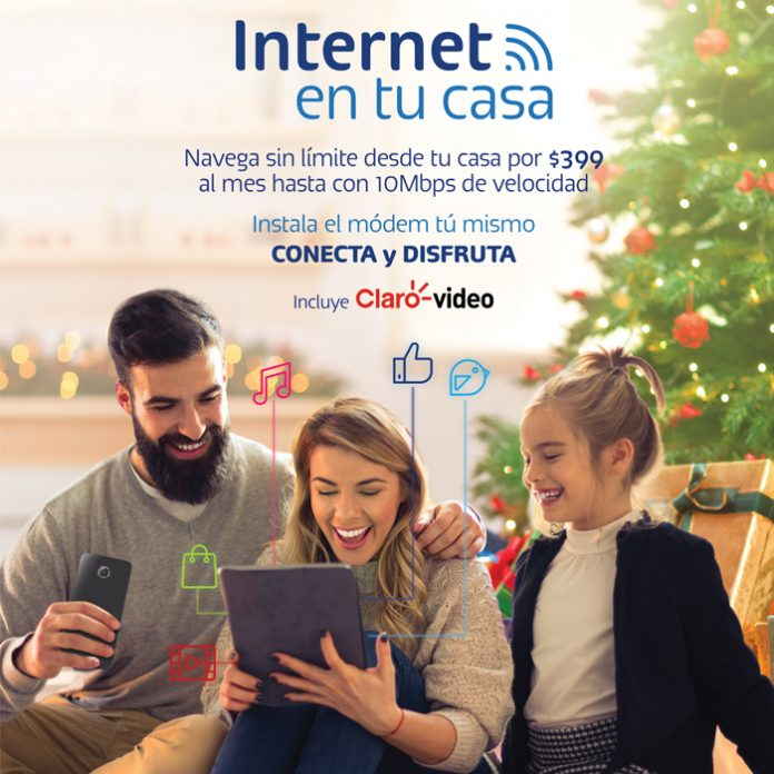 Internet en tu casa Telcel