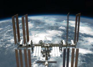 Así se ve la Estación Espacial Internacional