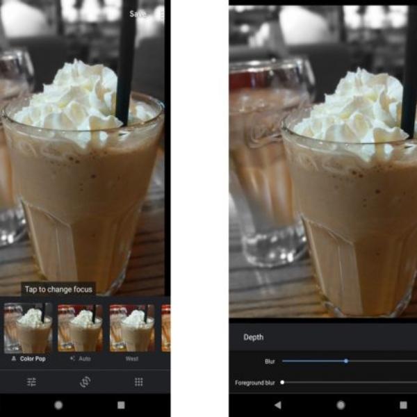Google Photos implementará el efecto bokeh