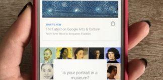 Descubre a qué obra de arte te pareces en Google Arts & Culture