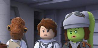 La caricatura LEGO Star Wars está disponible en Claro Video