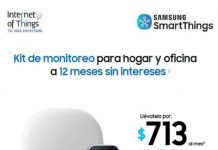 smartThings de Samsung