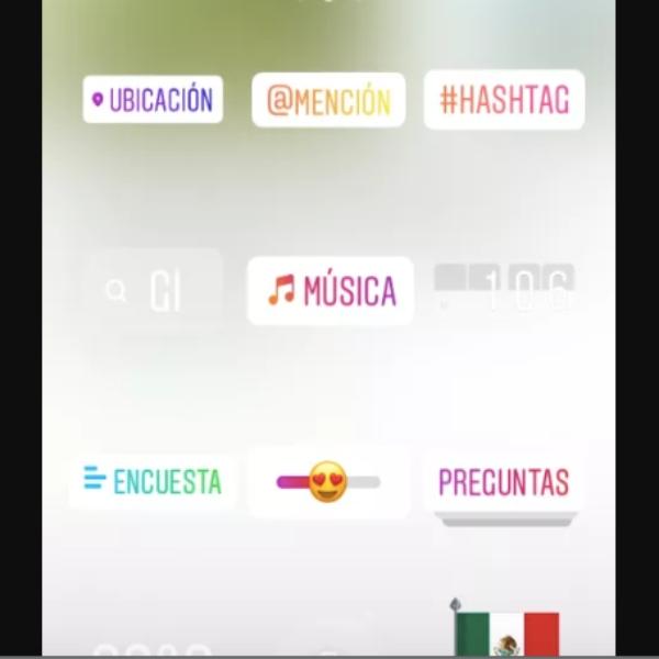 Stickers para añadir Música