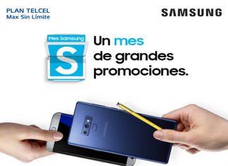 Septiembre es el Mes Samsung