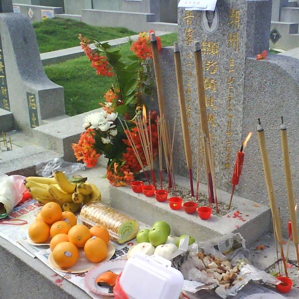 Día de Muertos en China