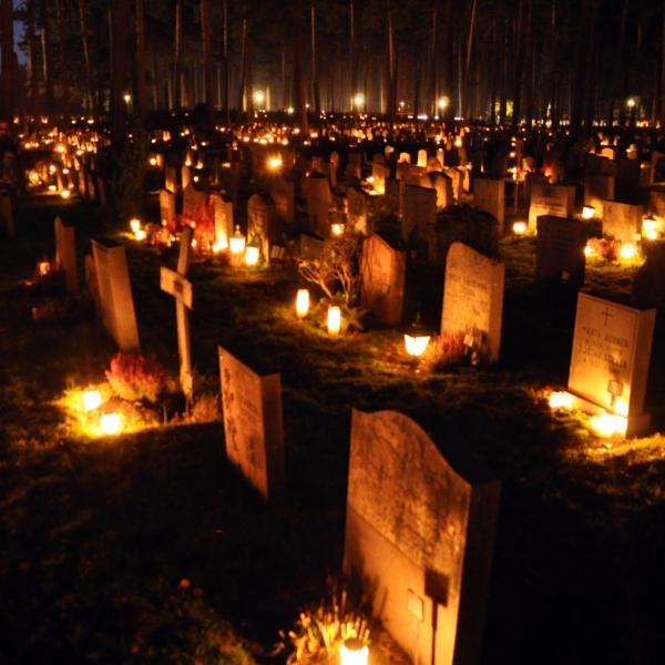 Día de Muertos en Inglaterra