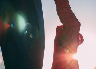 El nuevo traje de Spider Man