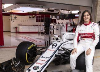 Tatiana Calderón correrá el C37 el próximo 30 de octubre