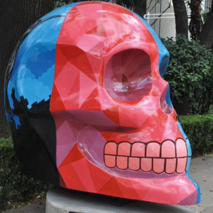 Maxicráneos en Paseo de la Reforma