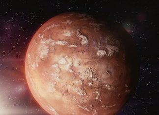 Convierten una imagen de un amanecer en Marte en música