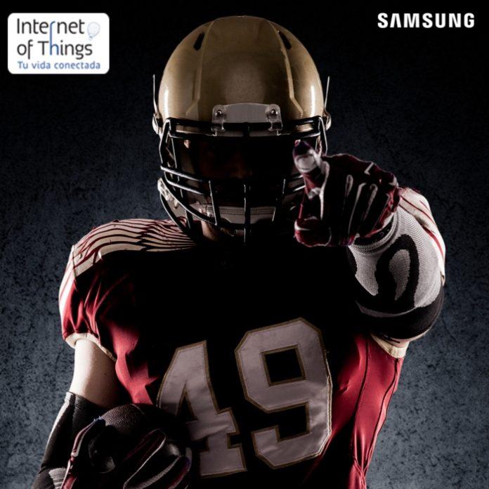 Samsung y Telcel te llevan al partido de la NFL en Estados Unidos