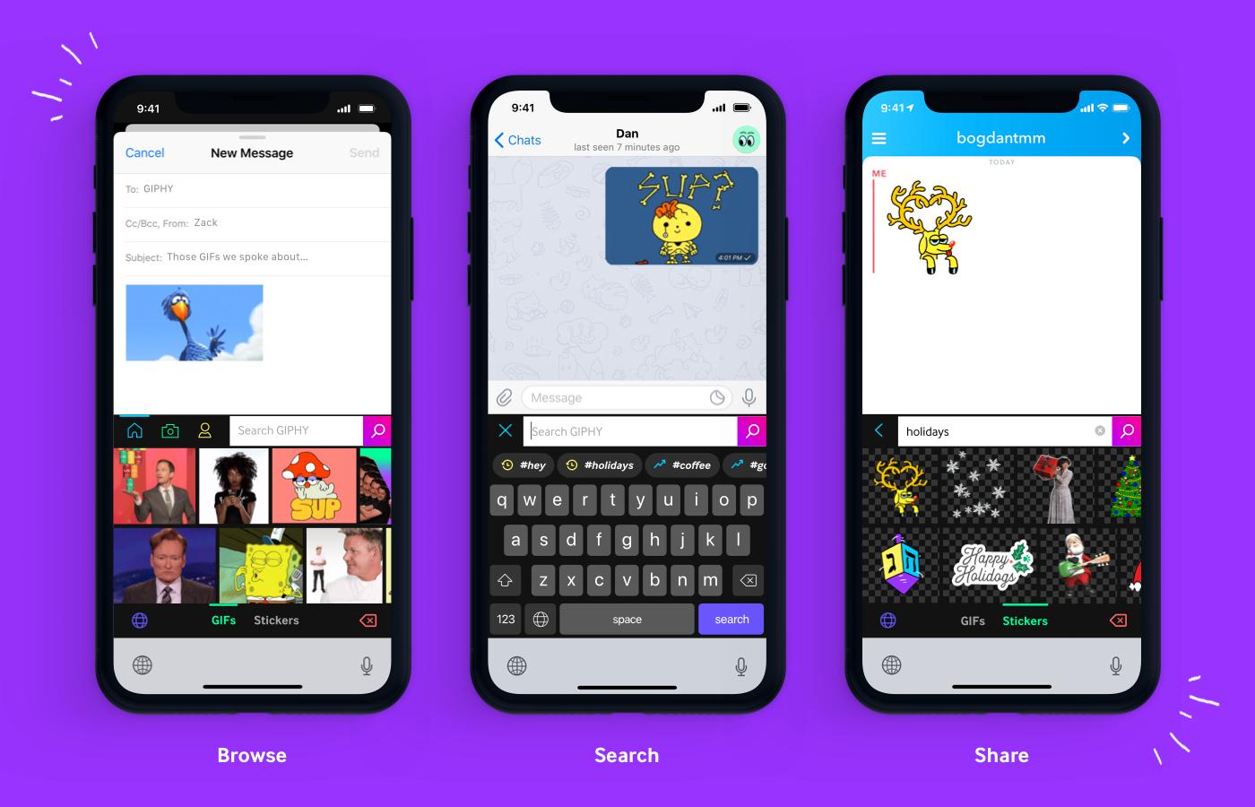 Haz tus propios GIFs desde el teclado de tu iPhone