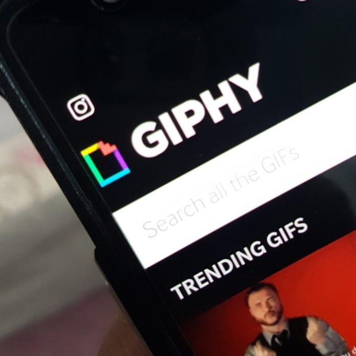 Comparte GIFs desde tu teclado de iOS 12
