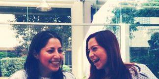 Gaby y Erika, dos amigas que compartieron sus ganas de vivir