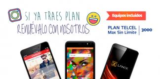 Plan Telcel 3000