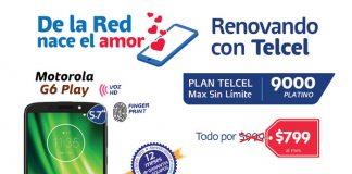 Plan Telcel 9000