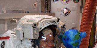 Por primera vez, dos mujeres participarán en la caminata espacial!