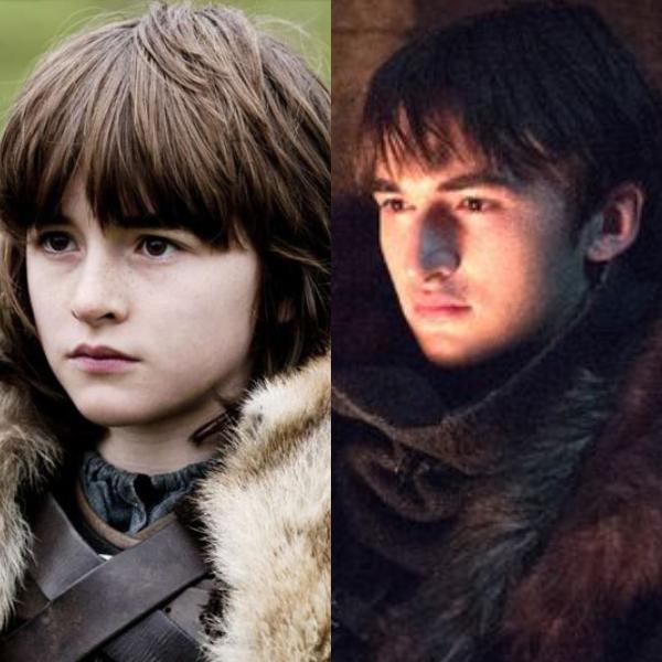 Bran Stark en game of Thrones