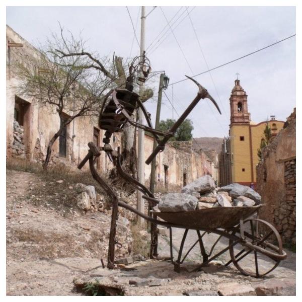 Pueblos fantasma en México pata visitar en esta Semana Santa.