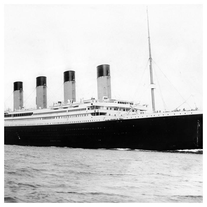 Todo lo que se sabe del nuevo Titanic.