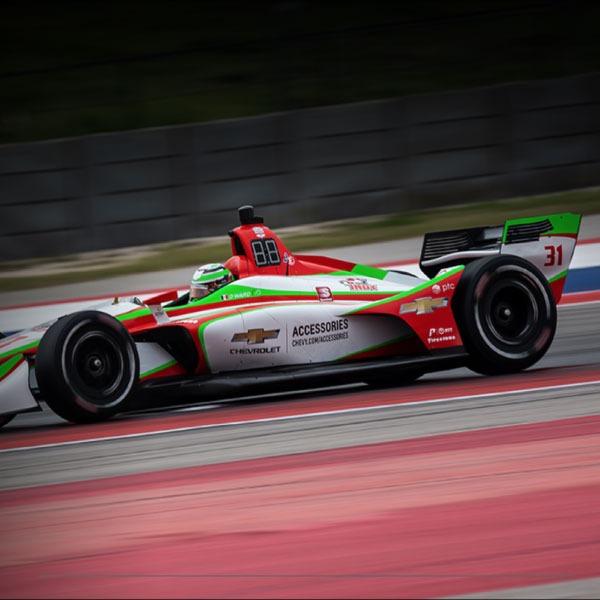NTT IndyCar Series en claro video