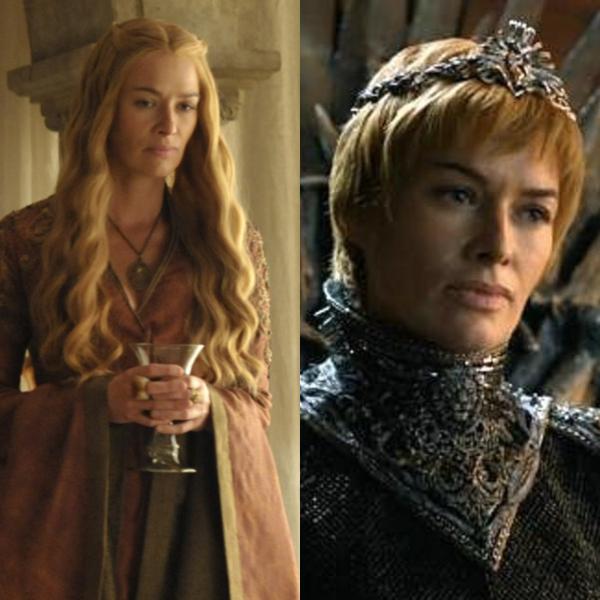 circe lannister en game of thrones