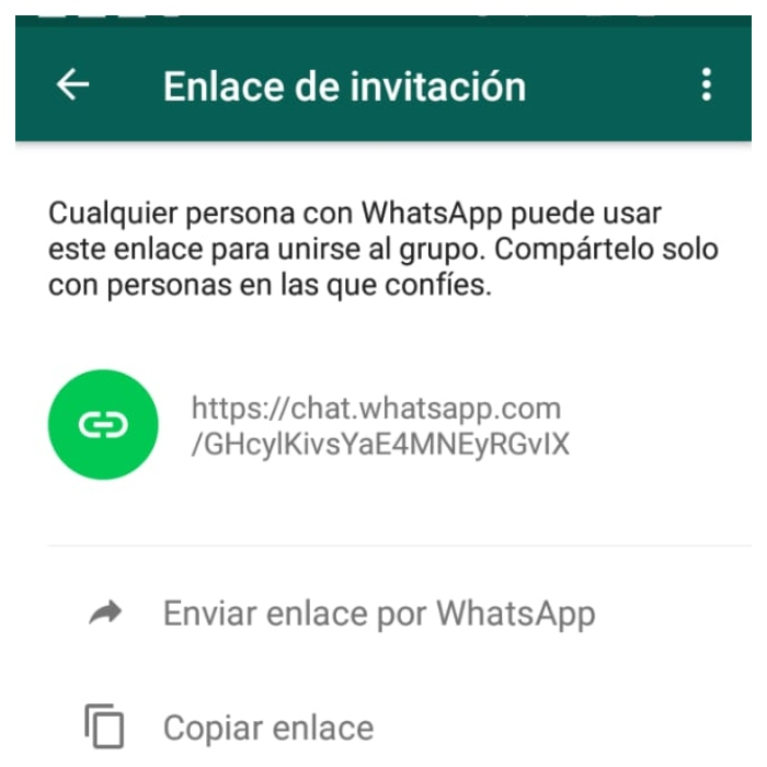 Club del Sticker en Whatsapp para compartir stickers.