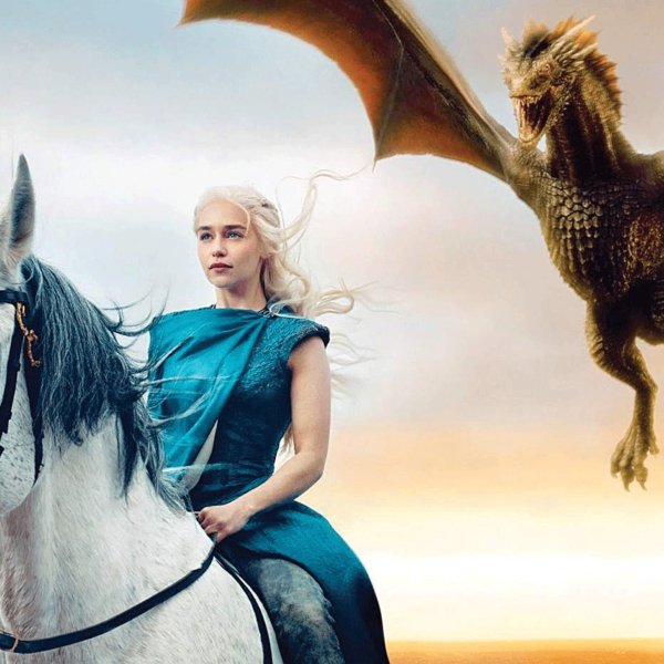 daenerys en game of thrones
