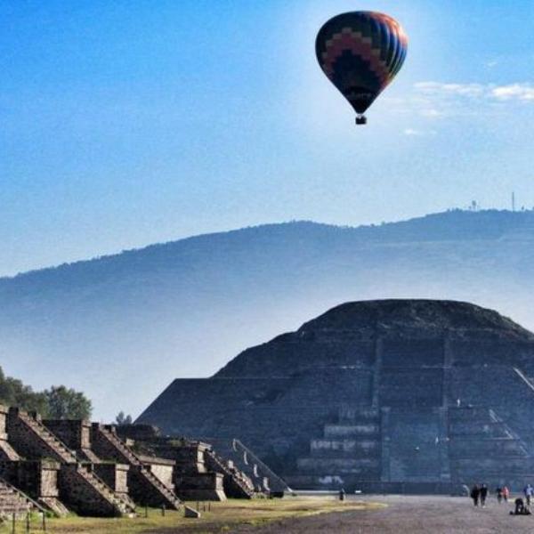 globo teotihuacan