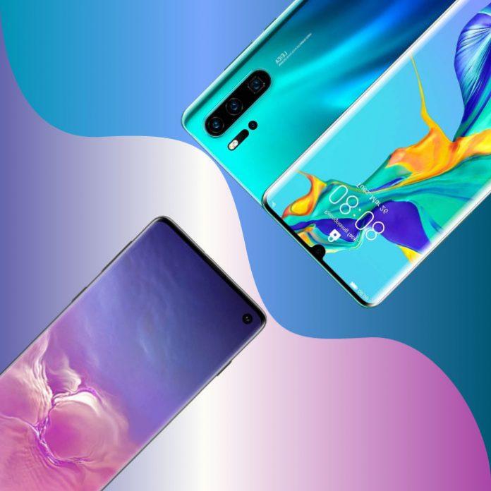 Huawei P30 Pro vs. Samsung Galaxy S10+