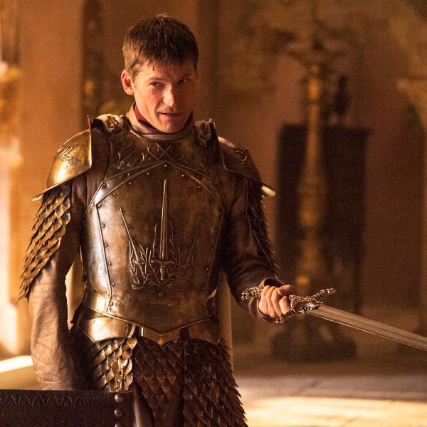 jaime lannister en games of thrones
