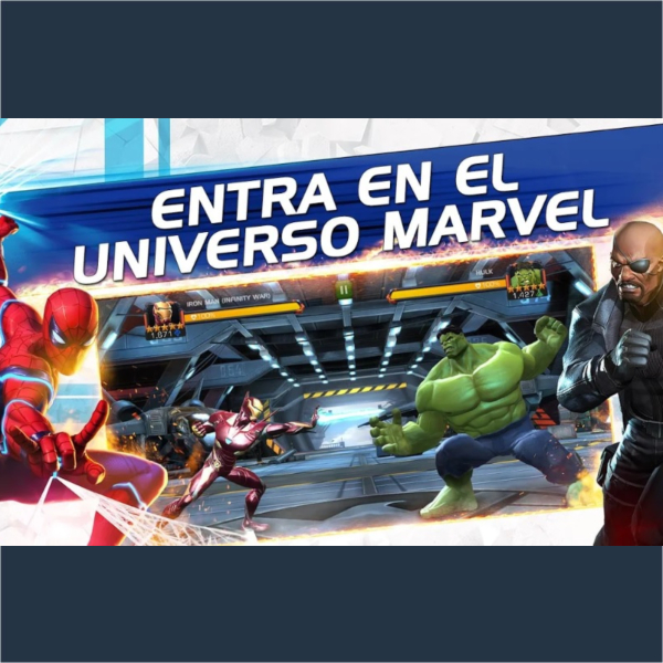 Marvel Contest of Champions en google play