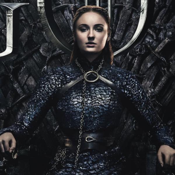 sansa stark en games of thrones