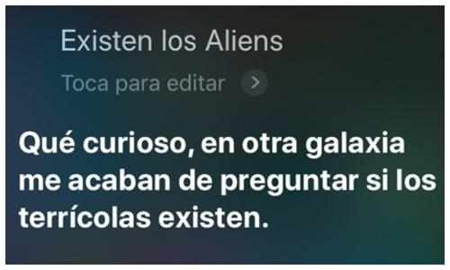 Preguntas interesantes para hacerle a Siri.