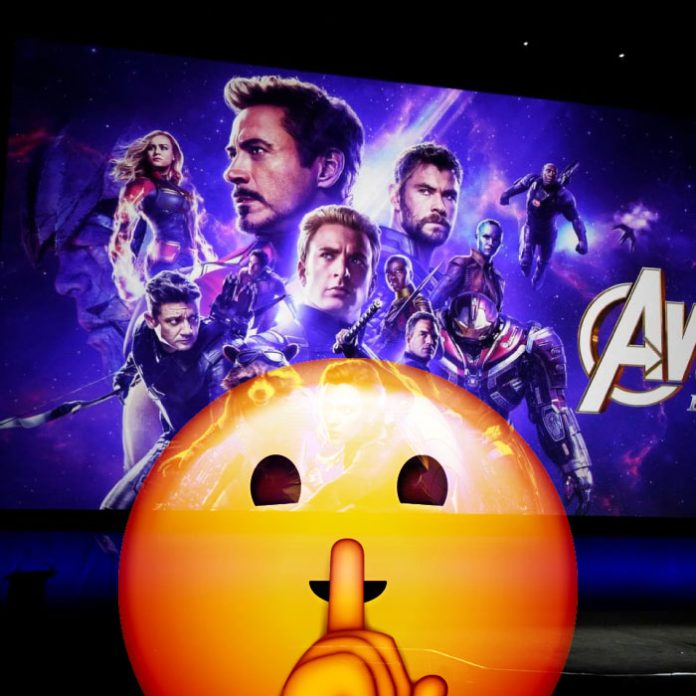 Apps y enlaces para evitar spoilers de Avengers Endgame.
