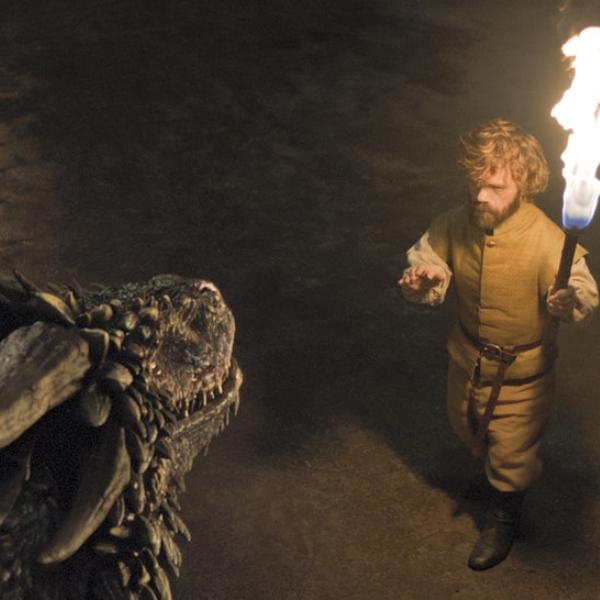 tyron lannister en games of thrones