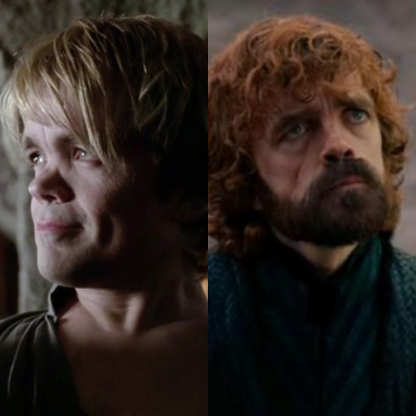tyron lannister en game of thrones